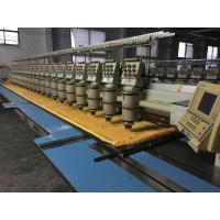 Computer Controlled Embroidery Machine , Commercial Monogramming Machine Manufactures