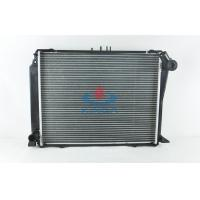 Small Auto Diesel LZH104 Toyota Hiace Radiator Replacement OEM 16400 5B740 Manufactures