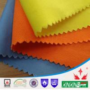 86-373-15236450467 pyrovatex 10.3oz flame retardant cotton fabric Manufactures