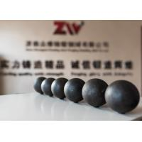 Buy cheap Cast iron forged steel grinding media ballsgrinding rods cylpebs from wholesalers