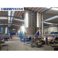 Manual Discharge Vertical Ribbon Blender Machine , High Shear Cattle Feed Mixers Manufactures