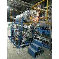Micro - Processor Gas Heating Furnace Brazing Equipment With PLC Control Manufactures