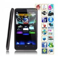 4.3 inch T9292 HD7 H7300 WCDMA + GSM Dual Sim MT6573 Android 2.3 Smart phone GPS WIFI 5.0 MP Dual Ca Manufactures