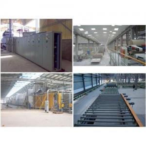 Plaster board prodduction line Manufactures