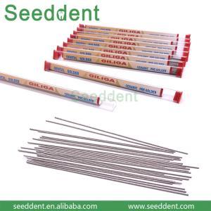 Dental Solder / Ceramic Pre-solder / Dental Laboratory Material Denture Welding Rod Solder Manufactures