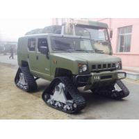 4.0 Tons Vehicles Rubber Track System HKMS-400 For Snow And Ice Manufactures