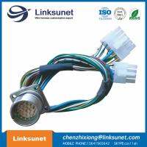 Industrial Wire Harness CA 19PIN 122S00 - 1619956 Molex 3901 - 2100 Phoenix Contact Connectors Manufactures