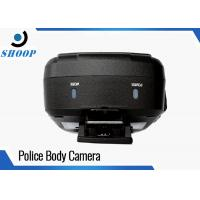 Security Guard Law Enforcement Body Camera , Audio Body Worn Video Camera Manufactures