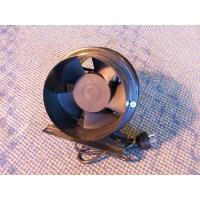 OUTER ROTOR TYPE PLASTIC IN-LINE FANS Manufactures
