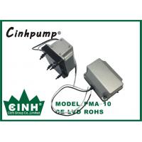 Buy cheap micro air pump 10L/m 25kPA AC220V Aluminium Diaphragm Cinhpump brand air from wholesalers