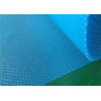Blue Color Heat Insulation Bubble Sheet Roll For Swimming Pool Cover Keep Warm Manufactures
