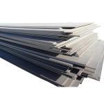 Black Carbon Steel Plate / High Carbon Steel Sheet Galvanized Technique