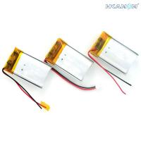 3.7V 1500mah Lipo Rechargeable Lithium Polymer Battery 5.55wh 505050 604050 802470 803450 903462 903450