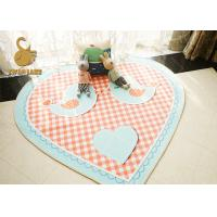 China Various Shapes Non Slip Outdoor Carpet Floor Mats For Dining Room Non Toxic wholesale