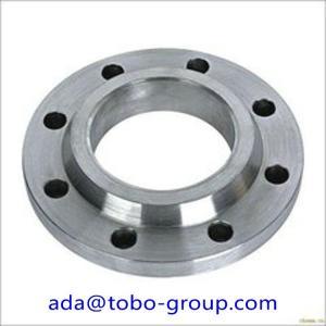 Nickel Alloy SW WN Flange / Forged steel Flanges 10'' ASME B16.5 ASME SB622 NO8811 Manufactures