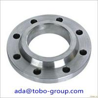 Nickel Alloy SW WN Flange / Forged steel Flanges 10'' ASME B16.5 ASME SB622 NO8811 Manufactures