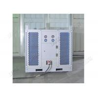 China 14 Ton Tent Exhibition Tent Air Conditioner , Portable Tent Cooler With Wheels on sale