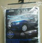 Transparent Disposable Plastic car covers, car cover tent, cover car, weatherpro