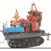 Large Output Torque Crawler Drilling Rig Various Chassis Opening Clinostat Manufactures
