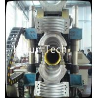 High Output Double Wall HDPE Pipe Extrusion Machine Single screw Manufactures