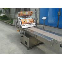 China Table Top Self Adhesive Sticker Flat Surface Label Applicator With paging machine feeding objects wholesale