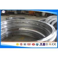 AISI 1020 / S20C Steel Forged RingsFor Forged Motor /  Hydraulic Shafts Manufactures
