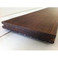 Durability Outdoor bamboo hardwood flooring for garden, swimming pool, public area  Manufactures