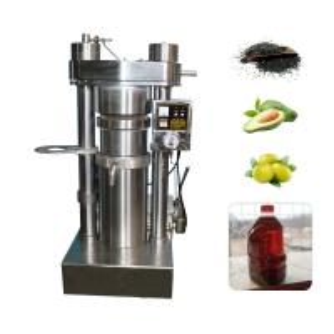 Big Capacity Oil Mill Machine , Avocado Oil Press Machine With Adjustable Temperature Manufactures