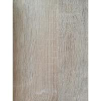 85GSM Faux Melamine Wood Grain Decorative Paper Colored Clear Texture For Plywood Manufactures