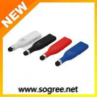 Plastic Promotional Pens USB Flash Drive Touch Style Manufactures