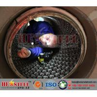China 0Cr13 Hexmetal Refractory Lining on sale