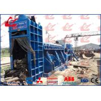 Wanshida Y83Q-4000C Waste Scrap Metal Baler Baling Shear Supplier