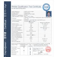 Jiangsu OUCO Heavy Industry and Technology Co.,Ltd quality control 2