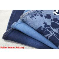 China cotton twill denim fabric for sales on sale