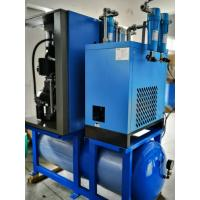 China Single Phase Rotary Screw Air Compressor With Dryer Simple Maintenance on sale