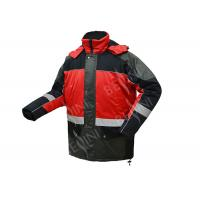 Comfortable Outdoor Work Clothes With Reflective Piping In Shoulder Manufactures