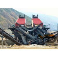 Large Capacity Jaw Crusher Plant For Stone Sand Crushing Production Line Manufactures