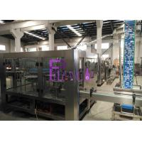 Automatic drinking water bottling machine , High Speed filling machine Manufactures
