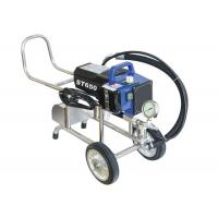 Small Electric Airless Paint Sprayer , airless spray painting machine for roof , garage Manufactures