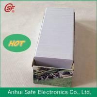 2015 smart glossy coated printable blank inkjet pvc rfid card Manufactures