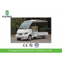Quality 4 Wheels 500kg Payload Electric Cargo Van / Electric Utility Cart CE Certificated for sale