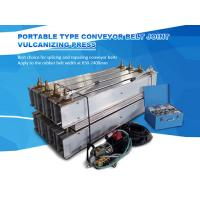 Portable  Hot Vulcanizing Machine For Conveyor Belt Easy To Operate Manufactures