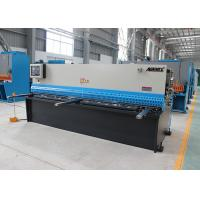 Swing Beam Hydraulic Sheet Metal Cutting Machine EMB Tubing Connector QC12Y-12x6000 Manufactures