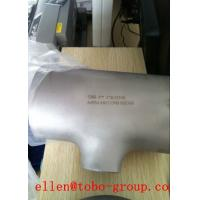 TOBO STEEL Group  ASTM A815 ASME SA815 CRS32202 stainless steel piping fittings Manufactures
