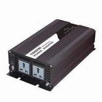 1,000W Pure Sine Wave Solar Inverter with 12/24V DC Input and 110/220V AC Output Voltages, CE Mark Manufactures