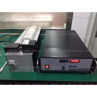 20Khz Ultrasonic Wire Harness Welding Machine For Welding Copper Wire Electrical Connection Process Manufactures
