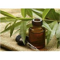 Anti Bacterium Organic Tea Tree Oil , Natural Menthol Oil For Skin Health CAS 68647-73-4 Manufactures
