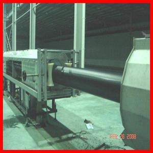 China PE pipe extrusion line wholesale