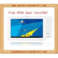 RK3066 dual core 7inch android tablet mini Ipad with HD touch capacity screen Manufactures