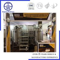 5HL - 20HL Craft Brewing Equipment Large And Micro Beer Brewing Equipment Manufactures
